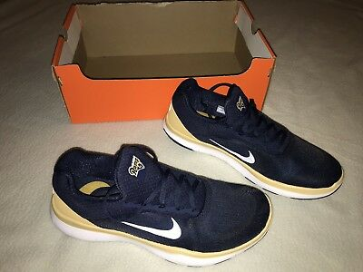 new styles 55bd2 5245a NEW Nike NFL Los Angeles L.A. Rams Free Trainer V7 Shoes Size 11.5 Super  Bowl !