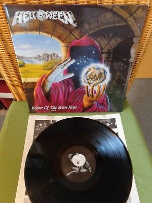 Helloween-Keeper Of The Seven Keys Part 1-Vinyl LP-1987- Germany