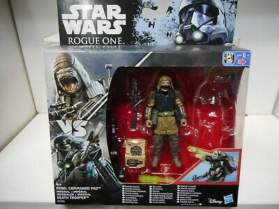Rebel Commando Pao The Force Awakens Star Wars Hasbro Figure 3´75 Inch-10Cm