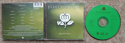 Fleetwood Mac Greatest Hits  1988 Cd German Press Very Good Condtion