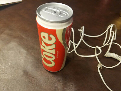 1985 Coca-Cola Can Shaped Phone
