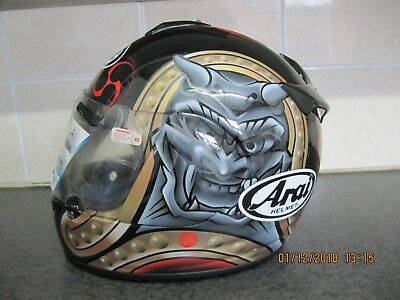 Arai Chaser  Brand New Only Tried On