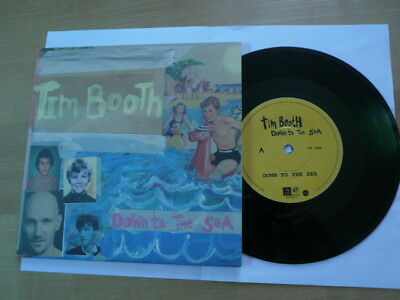 """TIM BOOTH Down To The Sea - 7"""" Single - Sanctuary Records SANSE279 - New!"""