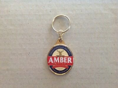Collectable Tooheys Amber Bitter keyring