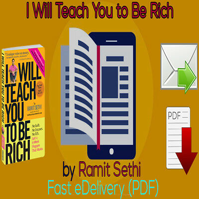 I Will Teach You to Be Rich by Ramit Sethi   Fast eDelivery (PDF)