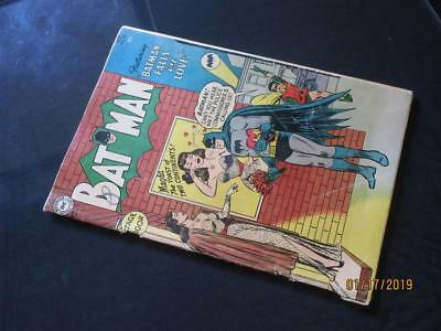 Batman #87 DC 1954 - golden age batman and robin - Bob Kane comics!