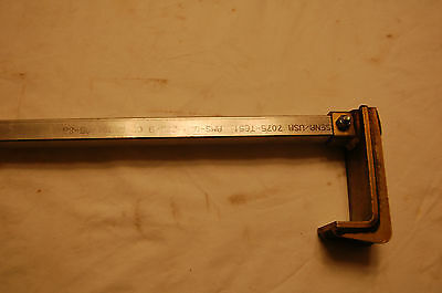 """Guardian 12-24"""" Fall Protection Beam Clamp"""