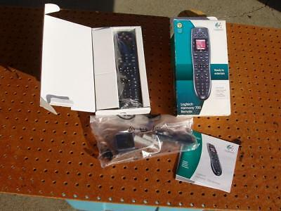 Logitech Harmony 700 Rechargeable Universal Remote Control Color Windows Mac New