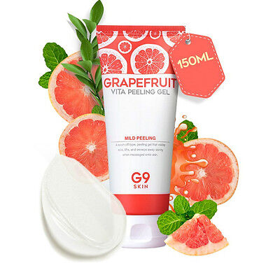 [G9SKIN] GRAPEFRUIT VITA PEELING GEL 150ml - Korea Cosmetic