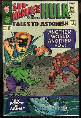 Tales to Astonish #73 VF-