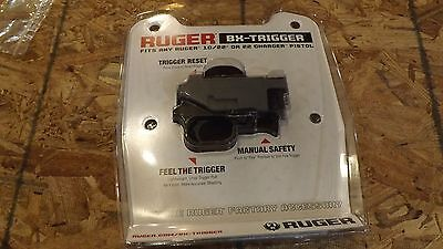 NEW - Ruger BX -- Trigger 10-22 Or Charger            (R171)