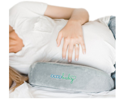 Pregnancy Pillow Wedge Memory Foam Maternity for Body Belly Knees & Back Support