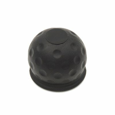 Universal 50mm Tow Ball Cover Caps Towing Hitch Caravan Trailer Towball PA