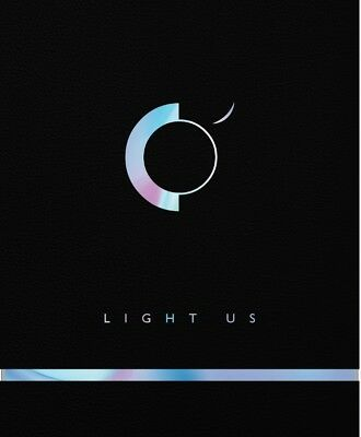 [ONEUS] LIGHT US - 1st Mini Album CD+Photo Book+Photo Card+Message+Sticker +Gift