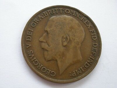 1911 - 1936 George V Pennies - Choose Your Date - Uk Post Free