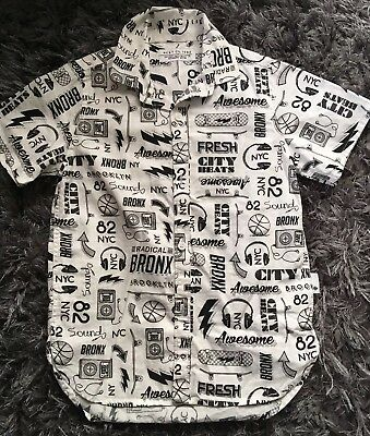 Next Boys Shirt Age 4 Years