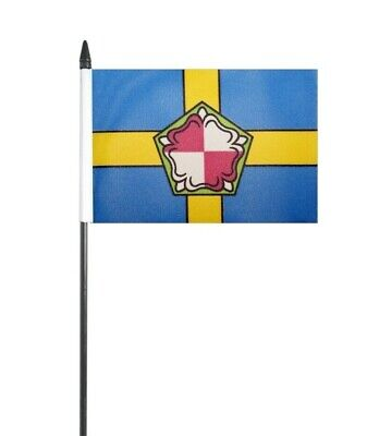 Middlesex County Small Hand Waving Flag