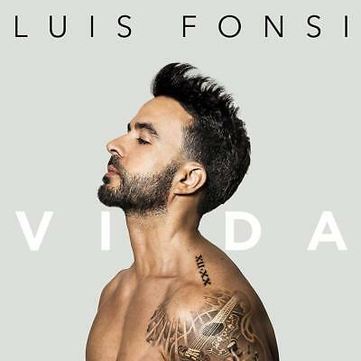 Luis Fonsi - Vida (NEW CD ALBUM)