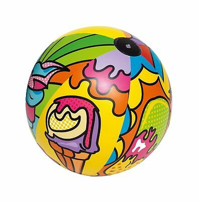 """Bestway Inflatable Beach Ball with Pop Art Design Swimming Pool 36"""" (91cm)"""
