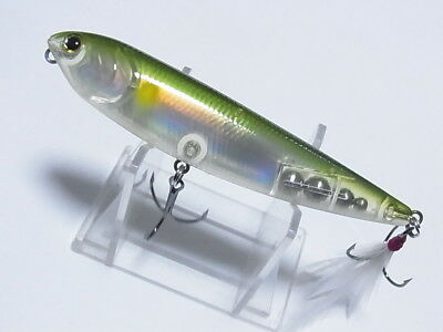 Lucky Craft Sammy 100 Topwater Pencilbait Ayu Holo Plate Inside Excellent