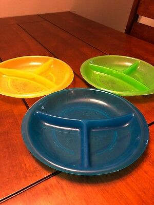 Toddler Nuby Divided Dishes