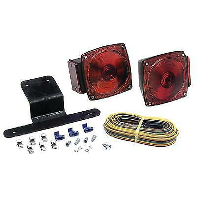"""SEACHOICE LED Waterproof Trailer Light Kit Traditional Style Up To 80/"""" SCP 52701"""