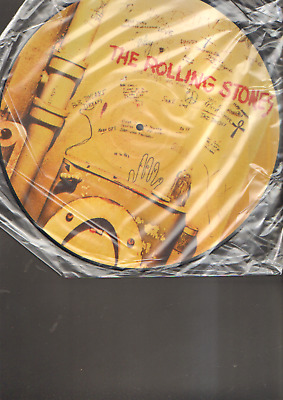 THE ROLLING STONES - beggars banquet LP picture disc
