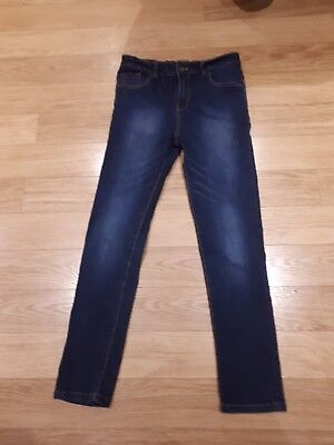 Boys F&F Jeans - 12-13 Years - Blue