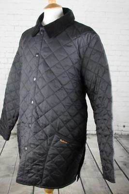 Mens Barbour Liddesdale Quilted Jacket Coat Terrace Casuals Shooting Xl