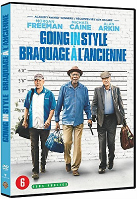 Movie-Going In Style Dvd New