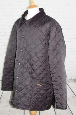Mens Barbour Liddesdale Quilted Jacket Coat Terrace Casuals Shooting Xxl