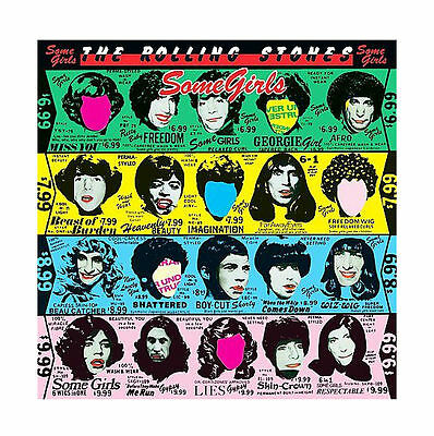 Some Girls [Deluxe Edition] [Digipak] by The Rolling Stones (CD, Nov-2011, 2...