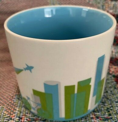 Starbucks You Are Here Collection Yah Seattle Mug