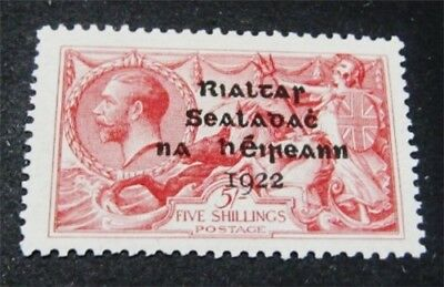 nystamps British Ireland Stamp # 13 Mint OG H $100