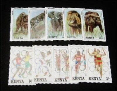 nystamps British Kenya Stamp # 568//582 Mint OG NH $38