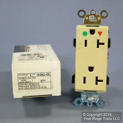 Outlets & Receptacles Leviton Gray Decora Commercial Outlet