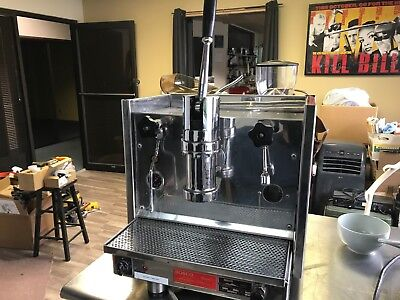 1 group espresso machine / BOSCO of Naples Lever Machine