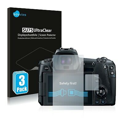 6x Screen Protector Canon EOS R Screen Guard Ultra Clear Protection Film