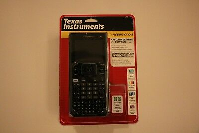 Texas Instruments Nspire CX CAS Graphing Calculator (new)