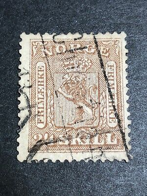Norway Scott 10 Used CV $65