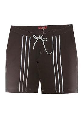 Maternity Board Shorts Size XS | Chocolate Brown