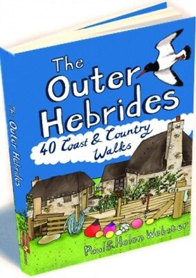 The Outer Hebrides: 40 Coast and Country Walks (Pocket Mountains)...