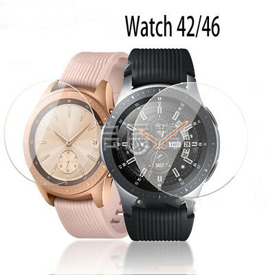 Tempered Glass Smart Watch Screen Protector Film Cover For Samsung Gear Series