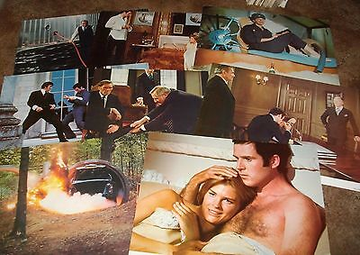 Harrowhouse 11 Original Us 8 Lobby Card Set
