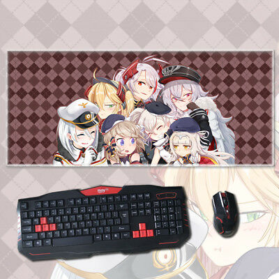 NEW Mousepad DARLING in the FRANXX Anime Mouse Mat HD otaku Gift 70*30cm Cos #G5