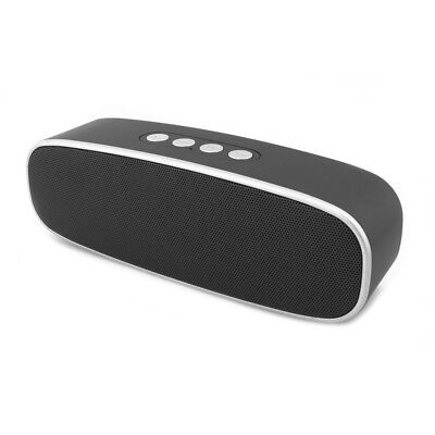 Portable Bluetooth Speaker Wireless Stereo Music Box for Phone Tablet USB TF MP3