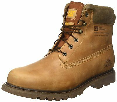 2b7c63c7ce701d Caterpillar Colorado Bottines Cuir Rockwood Lacets Homme Bottine Lacet UK 6
