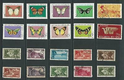 y7441 Vietnam / A Small Collection Early & Modern Umm
