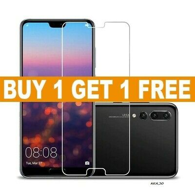 For Huawei p20 p10 p9 mate10 pro lite plus Tempered Glass Screen Protector