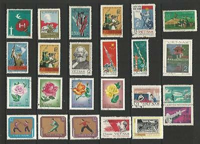 y7445 Vietnam / A Small Collection Early & Modern Umm